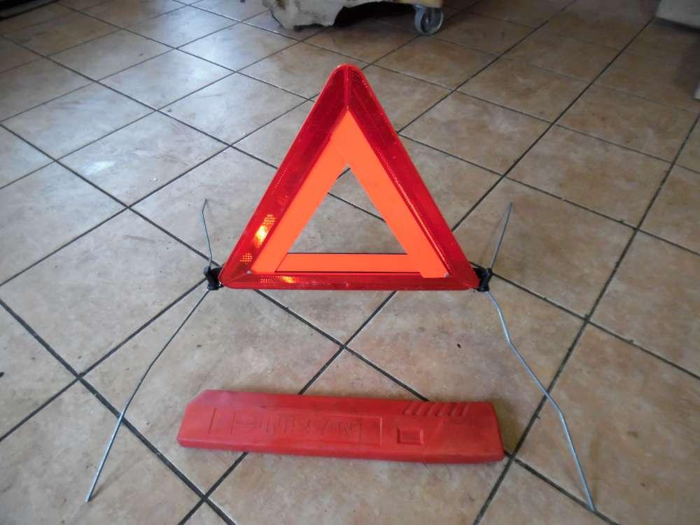 Warndreieck Dreieck Von Notfall Auto für Nissan 27R 03276