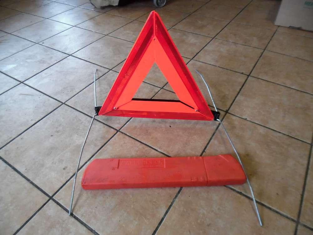 Warndreieck Dreieck Von Notfall Auto 27R 030002