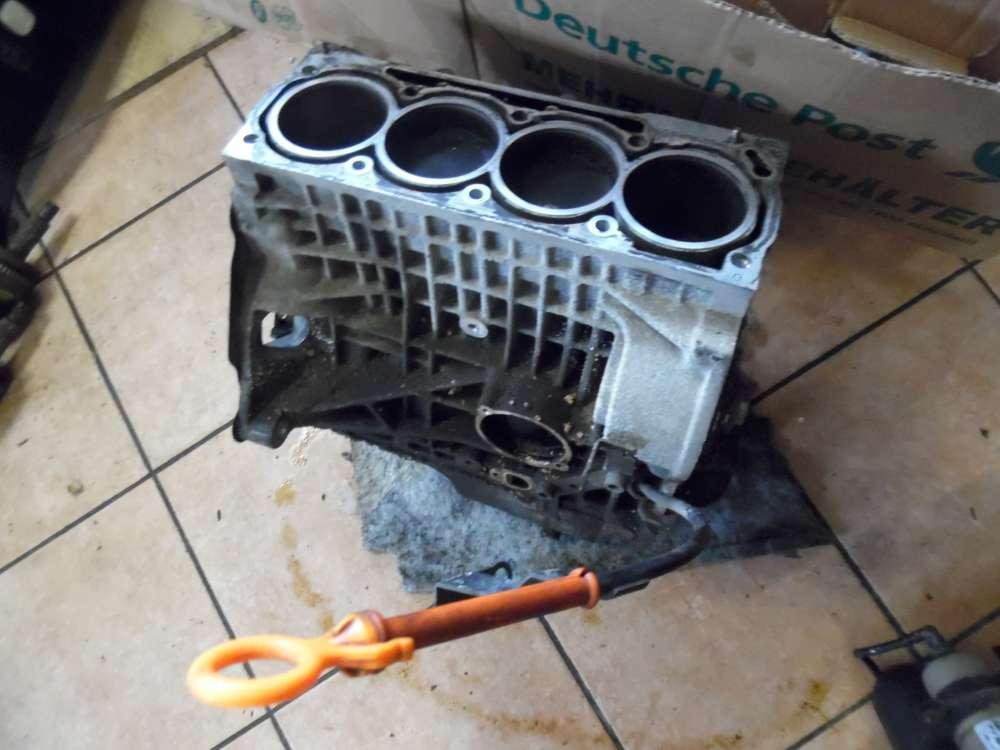 Skoda Fabia 6Y 1,4L Motor Zylinderblock 030103019B