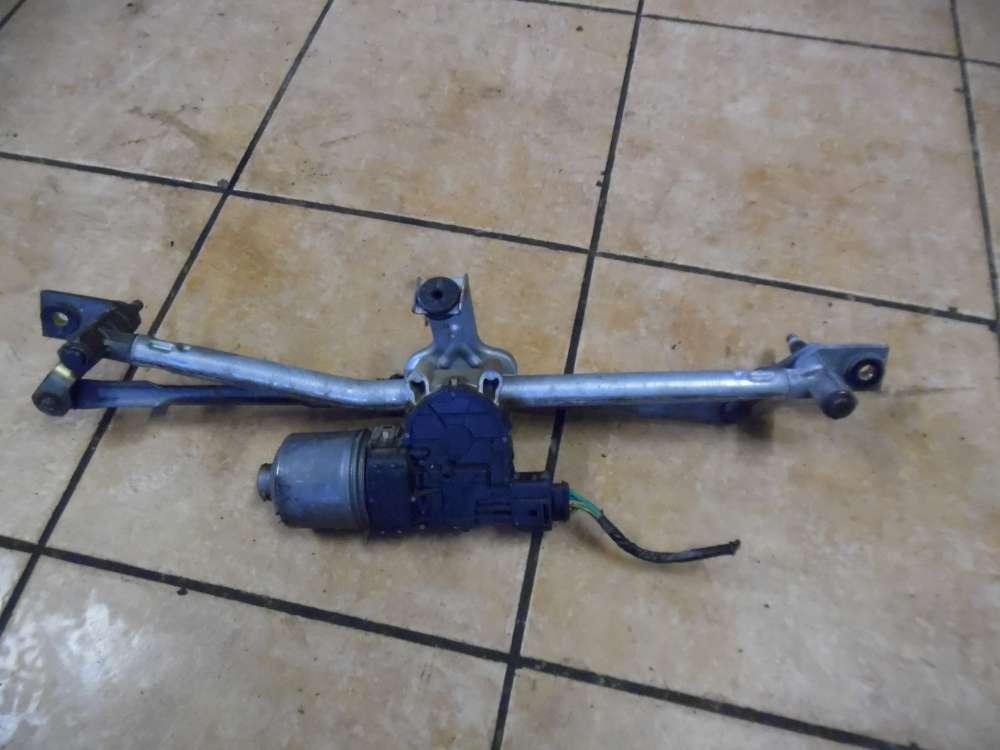 Skoda Fabia 6Y Wischermotor mit Gestänge Vorne 6Q1955119