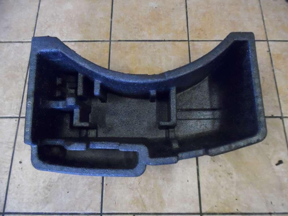 Skoda Fabia 6Y Verkleidung Staufach Kofferraum Styropor 6Y9863957