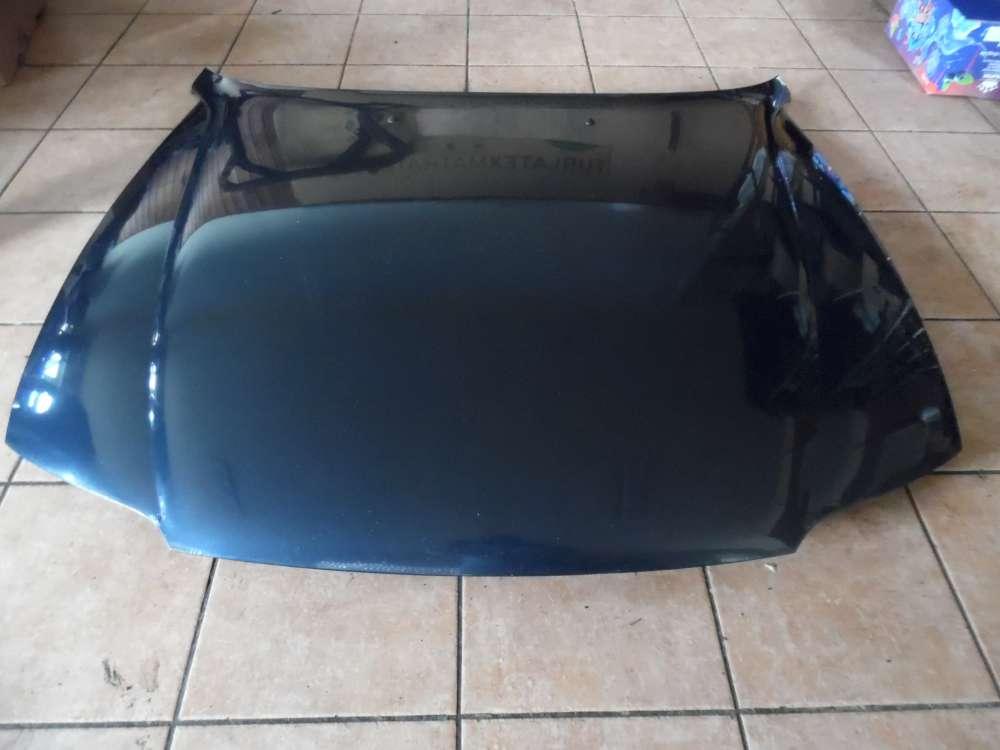 Opel Vectra B Limousine Motorhaube dunkelblau Farbcode : Z20H
