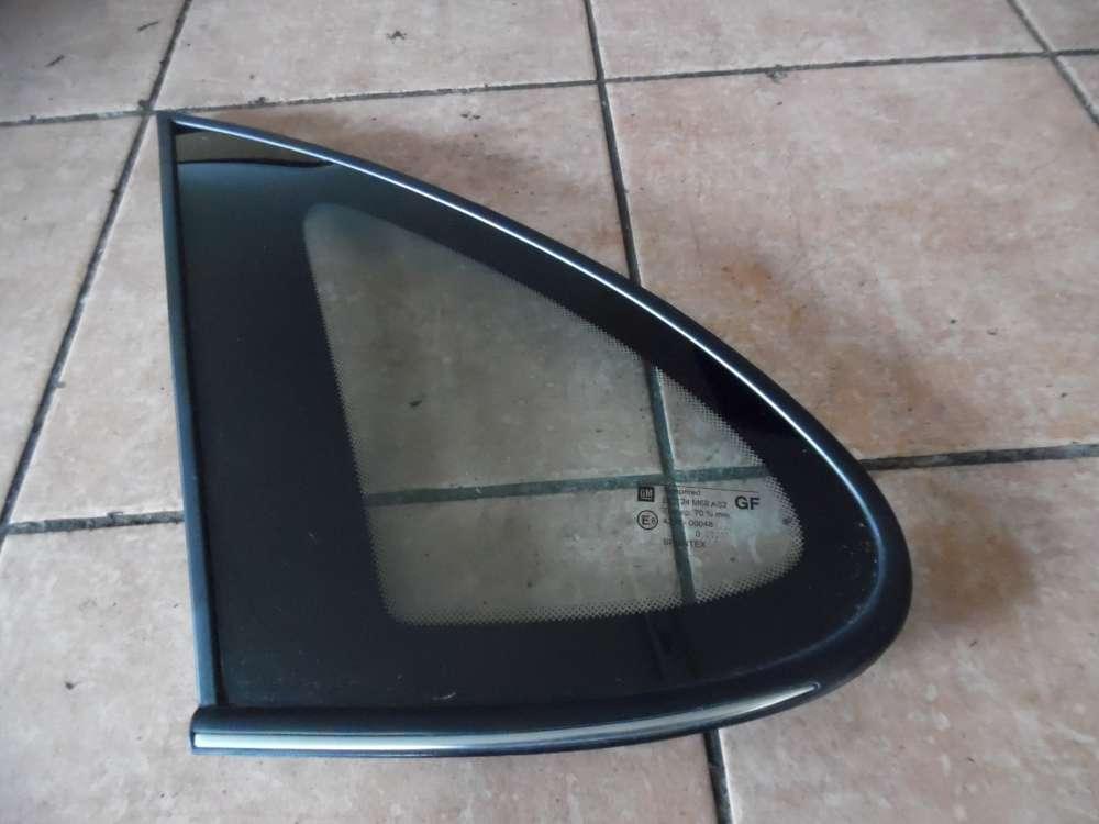 Opel Vectra B Limousine Seitenscheibe Scheibe Hinten Links
