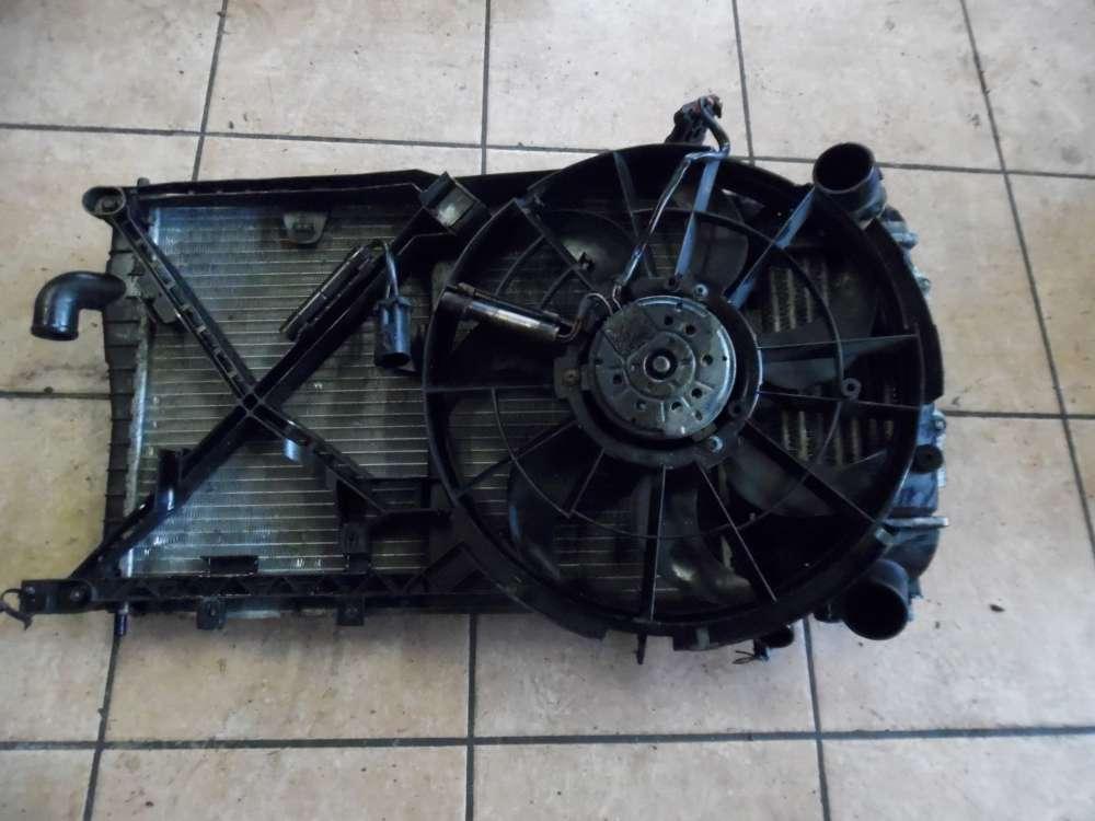 Opel Vectra B Wasserkühler, Klimakühler, Lüftermotor 0130303234
