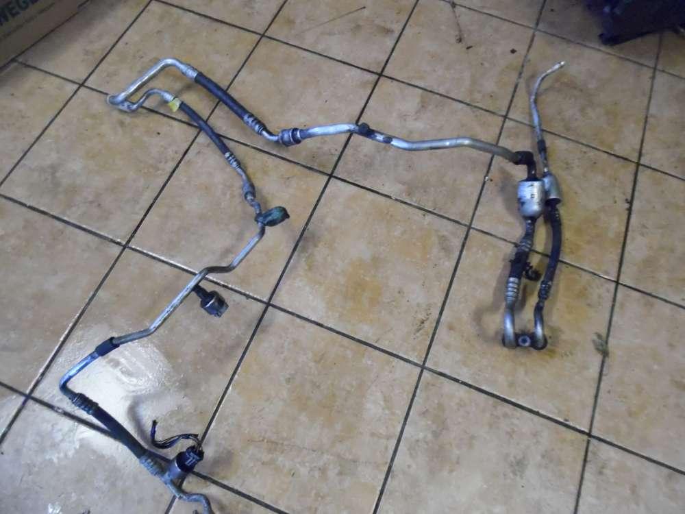 Opel Vectra B Hochdruckschlauch Klimaanlage 90569956  90569957