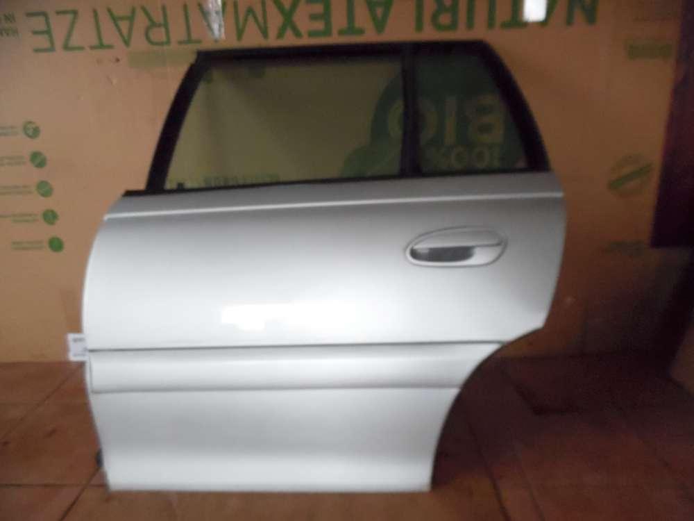Opel Omega B Kombi Tür Hinten Links Silber Farbcode : Z157