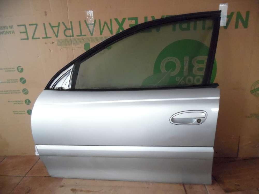 Opel Omega B Kombi Tür Vorne Links Silber Farbcode : Z157
