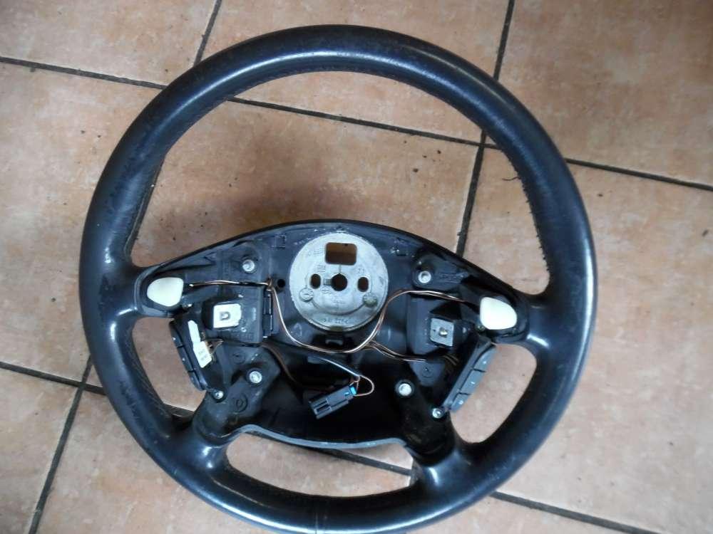 Opel Omega B Lenkrad Lederlenkrad Multifunktionslenkrad 15689801