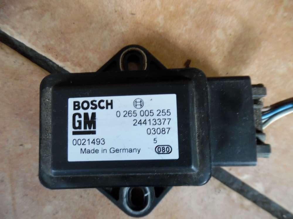 Opel Omega B Drehratensensor ESP Sensor 24413377