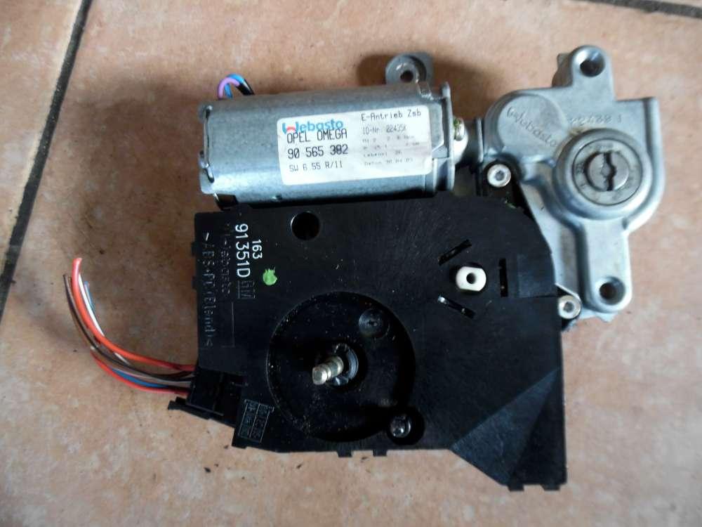 Opel Omega B Schiebedachmotor Motor 90565382