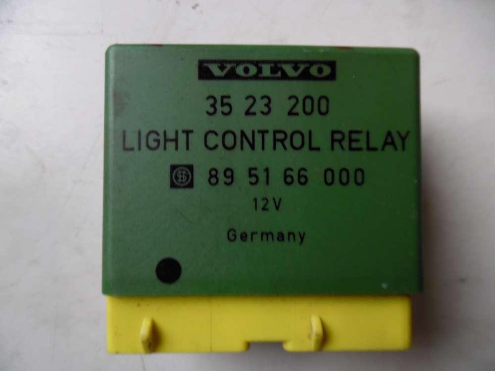 Volvo V70 Lichtkontrollrelais Relais 3523200