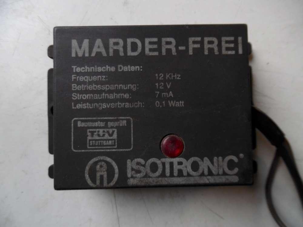 Fiat grande punto 199 Marder Frei Hochspannung 12v