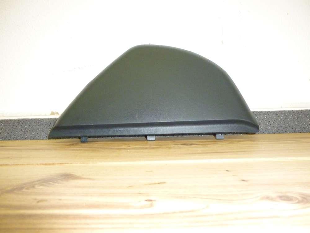 Skoda Fabia 6Y Abdeckung Verkleidung Amaturenbrett rechts schwarz 6Y1857504