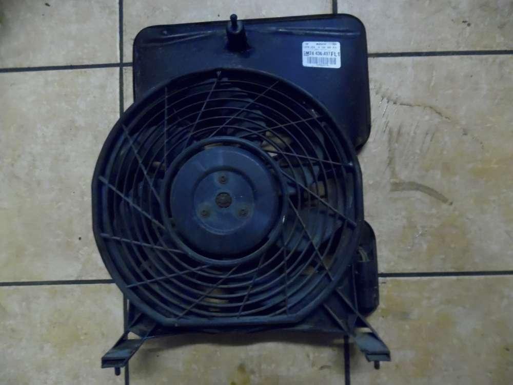 Opel Omega B Klimalüfter Klimaanlage Lüftermotor 24436497 FL