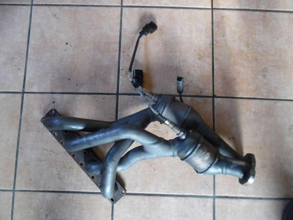 BMW E46 Compact 316Ti Abgaskrümmer Krümmer Hosenrohr 7506569