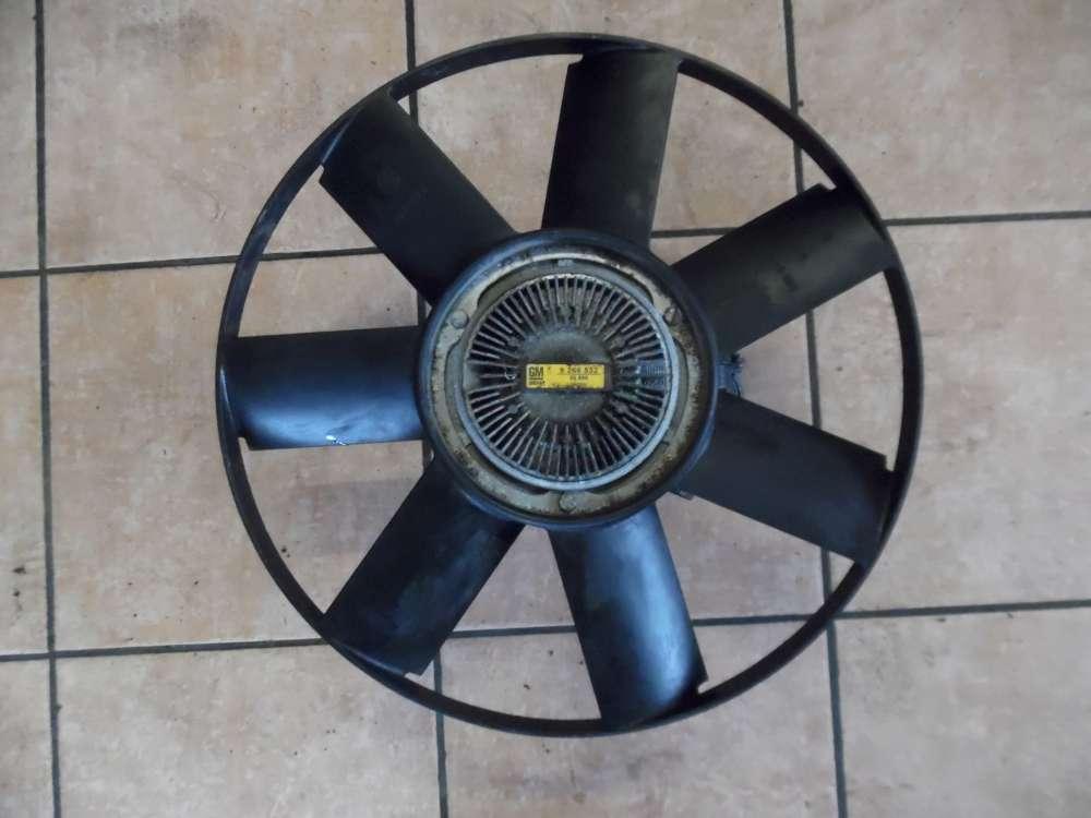Opel Omega B Lüfterkupplung Viscokupplung, Thermostatgehäuse 9266532  2245498 2354066