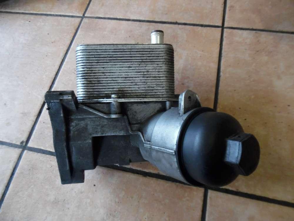 Opel Omega B Ölkühler Ölfiltergehäuse 2247204