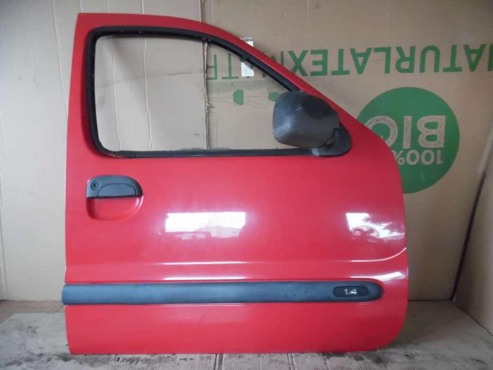 Renault Kangoo KC Tür Vorne Rechts Rot Farbcode : SAN913