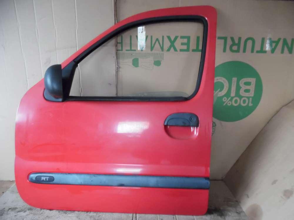 Renault Kangoo KC Tür Vorne Links Rot Farbcode : SAN913