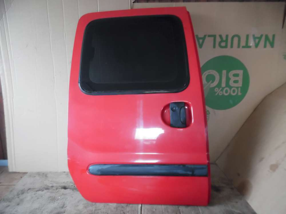Renault Kangoo KC Tür Hinten Rechts Rot Farbcode : SAN913