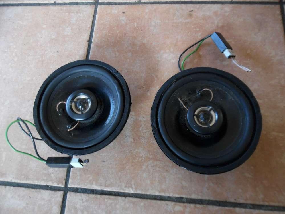 Renault Kangoo KC Lautsprecher Hinten