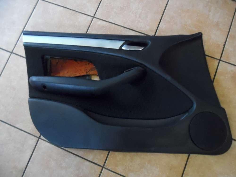 BMW 3-er E46 Türverkleidung Türpappe Vorne Links 8217203