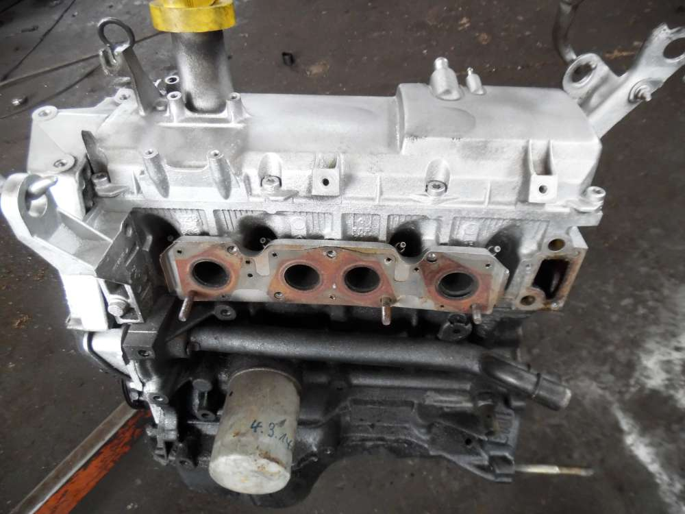 Renault Kangoo KC 1,4L Motor 7700599101
