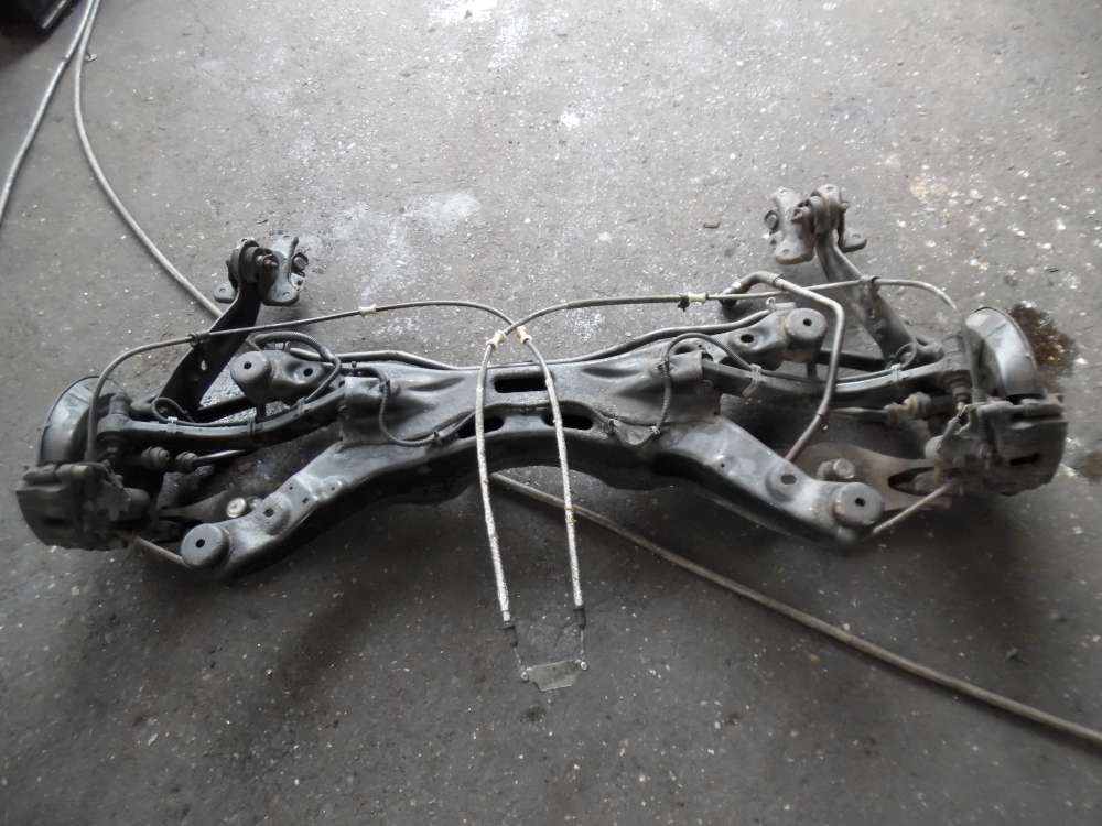 Opel Vectra C Signum Hinterachse Achsträger Hinten