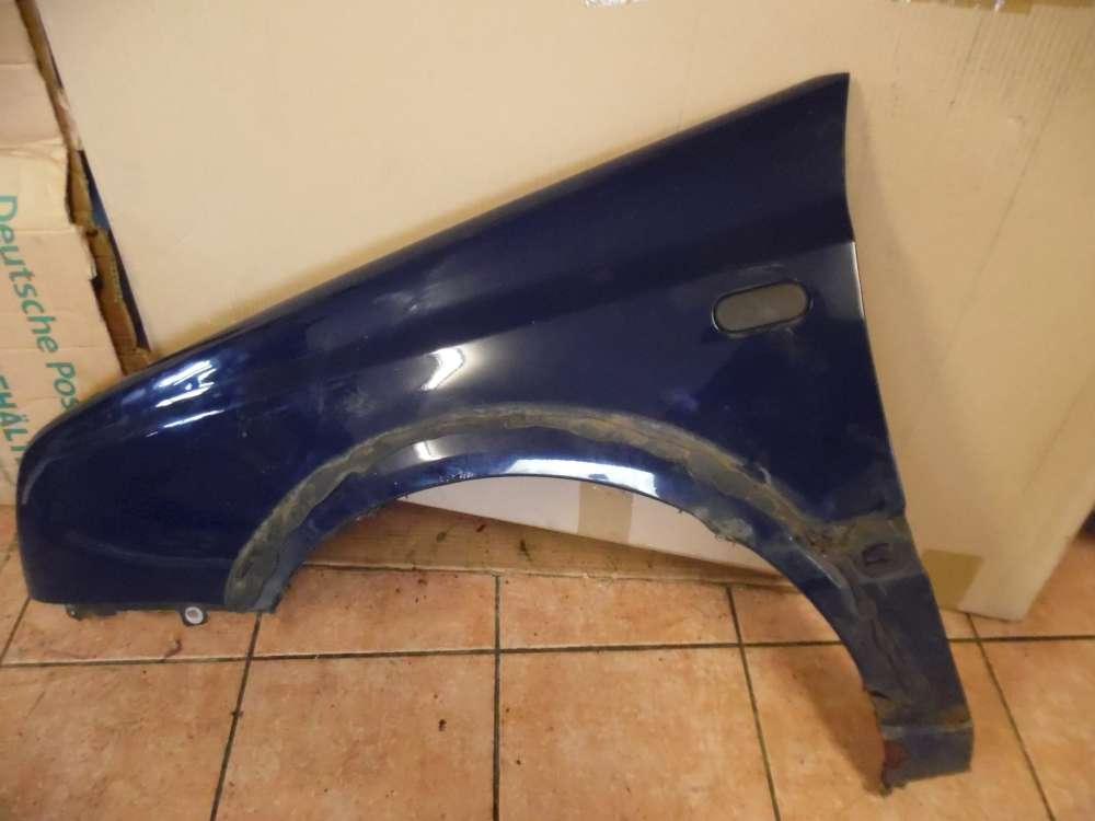 VW Golf III Kotflügel Links dunkelblau : LA5E