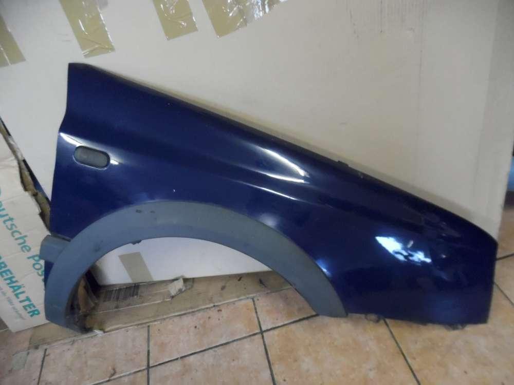 VW Golf III Kotflügel Rechts dunkelblau : LA5E