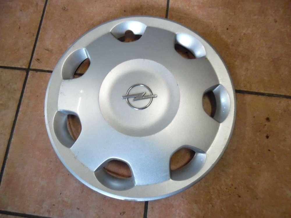 Opel Corsa Astra Vectra Radkappe 14Zoll 90576875