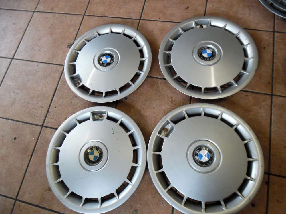 BMW E34 4X Radkappe Radblende15 Zoll 1129843