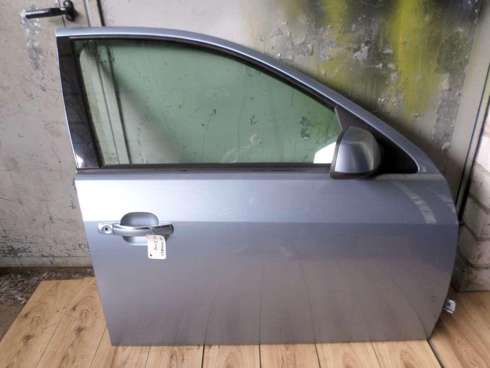 Ford Mondeo III Kombi Bj 2007 Beifahrertür Tür vorne rechts Farbe: Silber