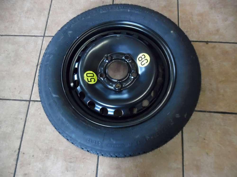 BMW E46 320d Ersatzrad Reserverad T125/90R 15 3,50BX15H2 1095069