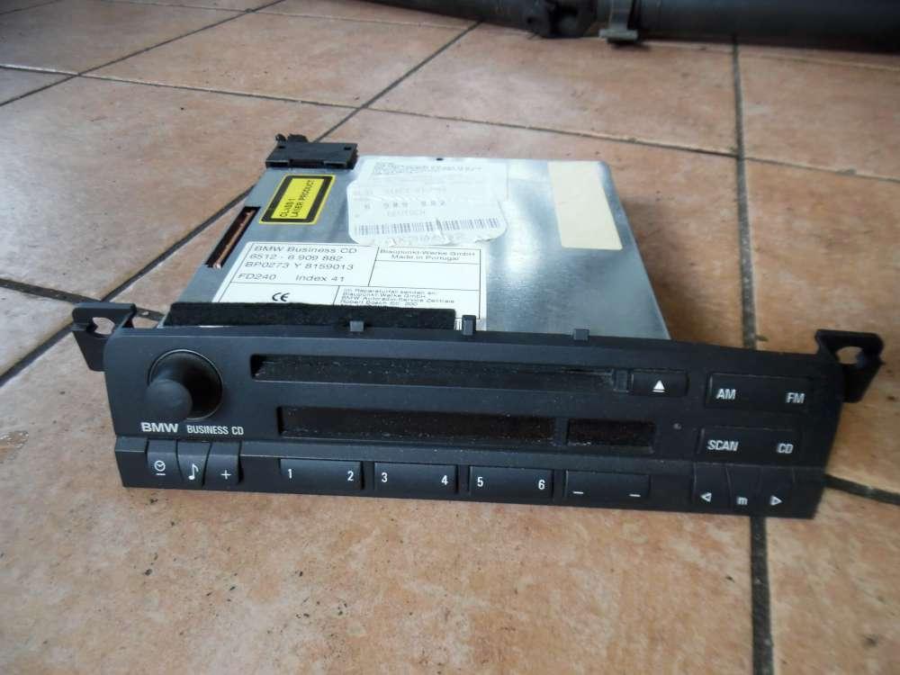 BMW E46 320d Business CD Radio 6512-6909882