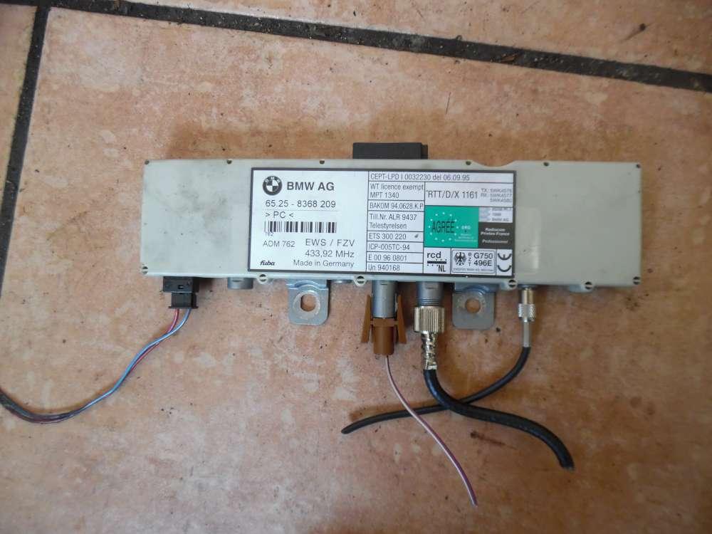 BMW E46 320d Antennenverstärker Heckscheibe 8368209