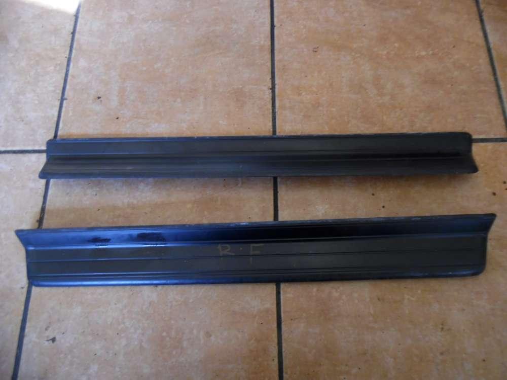 BMW E46 320d Einstiegsleiste Leiste Vorne Links Rechts 8196129 8196130