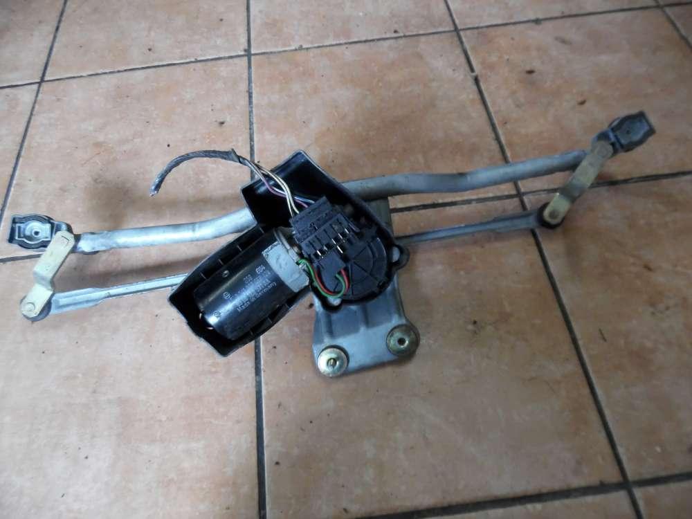 Ford Escort Scheibenwischermotor mit gestänge Vorne 85GB17B571AA