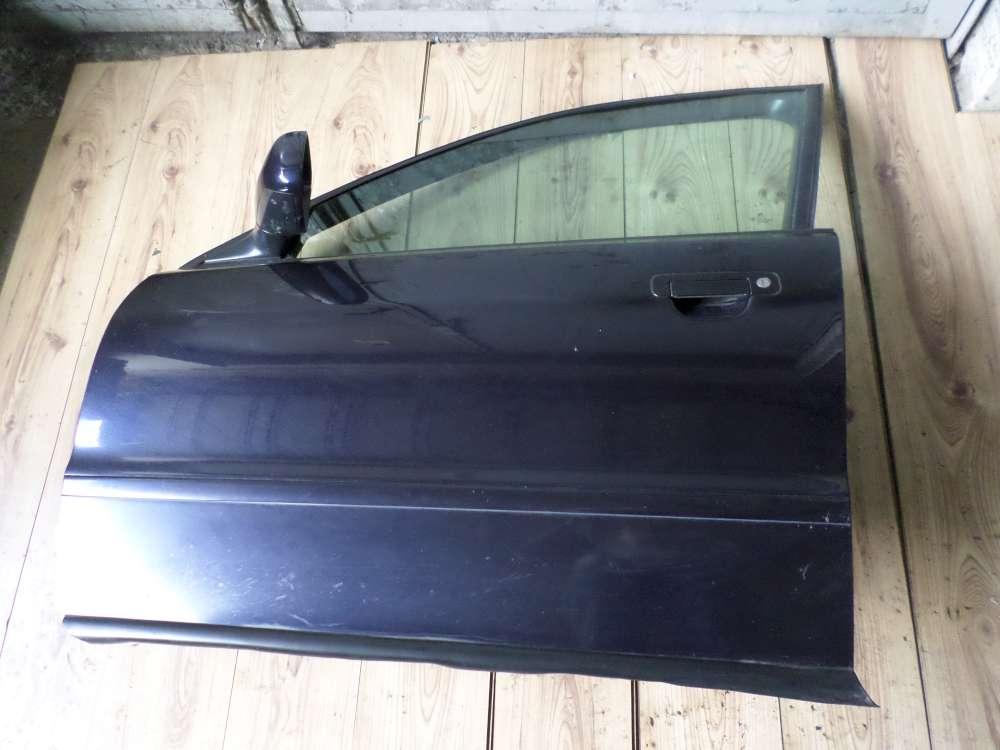Audi A4 8D5 B5 Kombi Bj 1998 5-türen Tür Vorne Links Farbe Dunkelblau