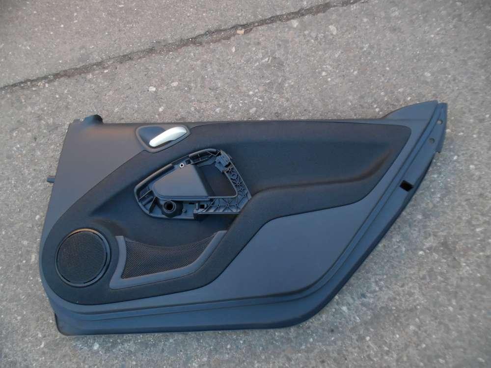 Smart ForTwo 451 Türverkleidung rechts A4517200070