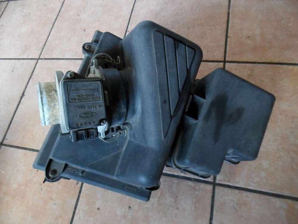 Ford Escort VII Luftfiltergehäuse Luftfilterkasten mit Luftmengenmesser 92FB-12B579-BA  95AB9600AD