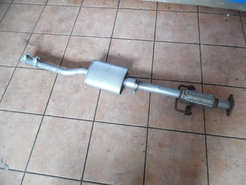 Fiat Bravo 182 Auspuffanlage Hosenrohr
