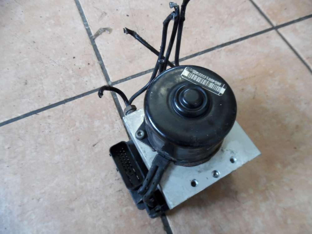 Fiat Bravo 182 ABS Steuergerät Hydraulikblock 46529968