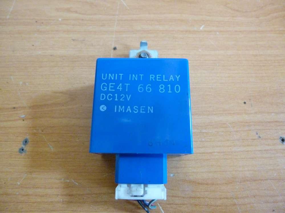 Mazda 626 Relay Relais GE4T66810
