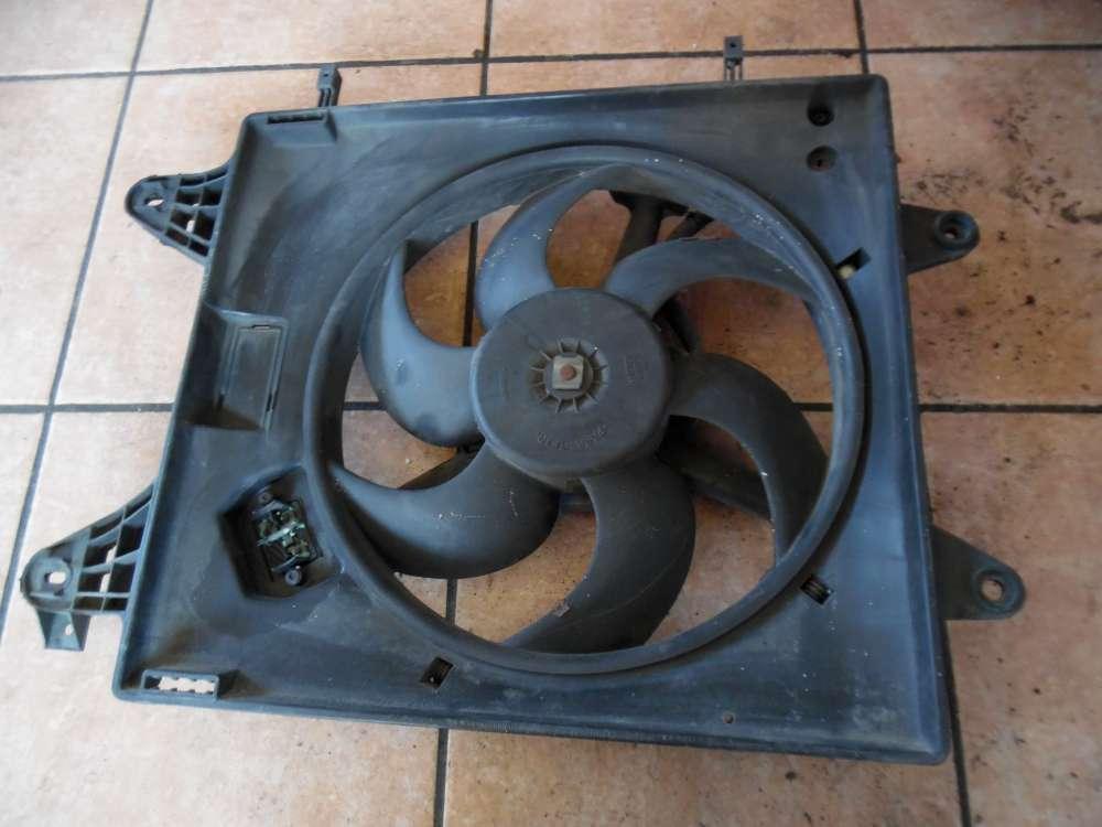 Fiat Bravo 182 Kühlergebläse elektrisch