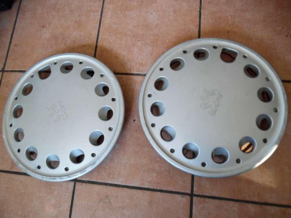 Peugeot Radkappe Razierblende 14 Zoll 9753425580