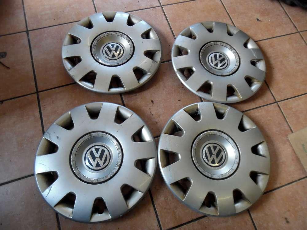 VW 4X Radkappe Razierblende 15 Zoll 3B0601147