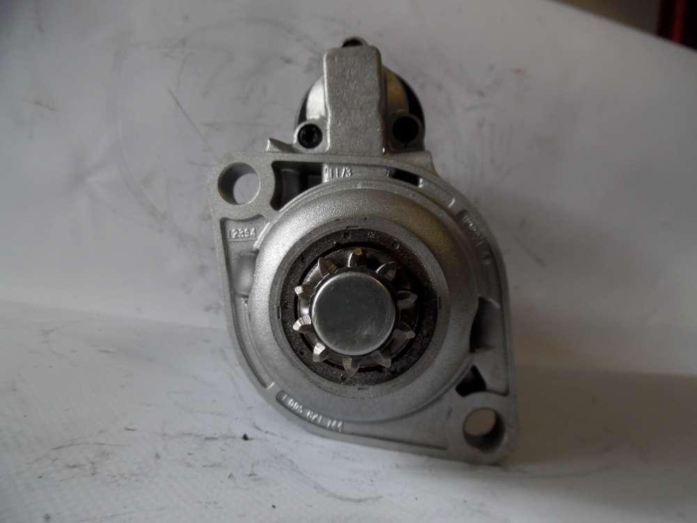 Anlasser Starter 1,8 KW Audi, Skoda, Seat, Ford, VW Bosch 0986017460