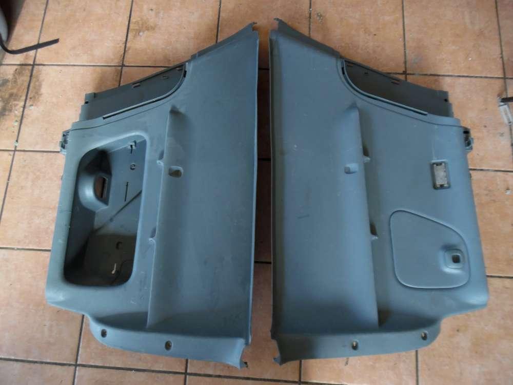 Renault Megane Scenic Kofferraum Verkleidung mit Lautsprecher Rechts / Links