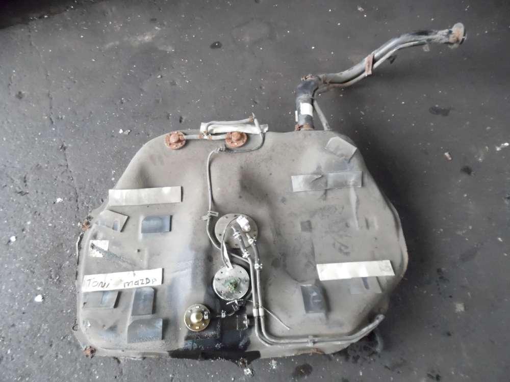 Mazda 626 Kraftstofftank, Kraftstoffrohr und Kraftstoffpumpe